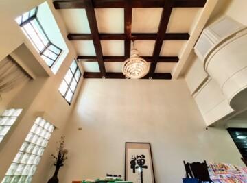 東區夢時代43大地坪可店住三角窗歐風透天墅
