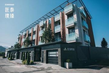 埔里重劃區全新電梯別墅,4房平面車位,全套房式