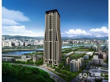 天際SKYLINE-3樓F戶,景美鋼骨小豪宅