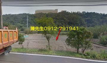 【法拍】龍潭龍新路三和段農地(23911甲+乙)