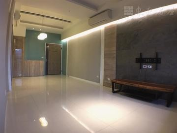 知名建商鋼骨制震挑高3.5米大器舒適屋況美高樓層公設佳精緻三房市中心機能超優