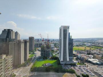 七期新市政中心 BHW鼎盛高樓無敵視野 朝南商辦
