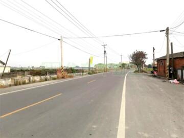 竹塘竹林段雙面路建地