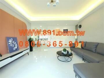 長榮公園旁全新整理3房住家-891嘉義房地產