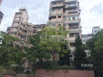 政大學區一樓庭園
