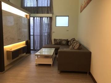 喜市-最前區全新裝潢美四房樓中樓
