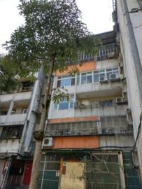 政大四房公寓三楼