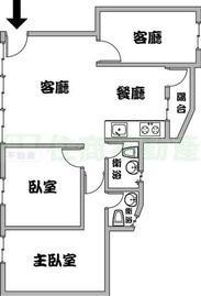 正義商圈精美公寓四樓