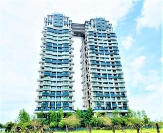 烏日買屋  世界之翼高樓層視野2房