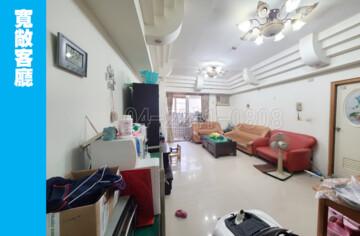 中科三房+平車,室內近30坪,每坪18萬