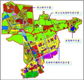 高雄市燕巢區正安招路上甲種工業用地-可分割250至5200坪