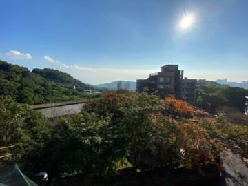 陽明山全新成屋 挑高三米六 庭院一樓