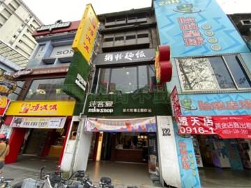 台大公館人潮店面