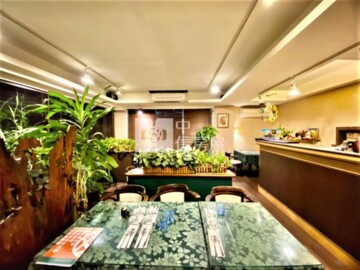 士林店面-三角窗公園人潮金店